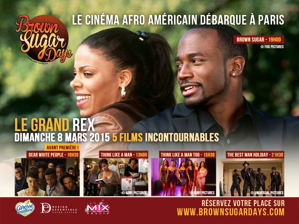 Brown sugar days un festival de films afro am ricain au for American cuisine film stream