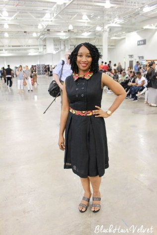 Ronke Ademuliyi, fondatrice de la Africa Fashion Week London & Nigeria